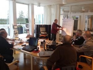 Arbetsmöte 2 2015-01-17
